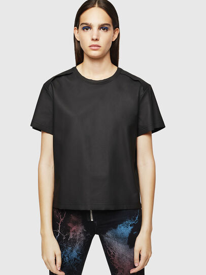 Diesel - T-DARYL, Noir - T-Shirts - Image 1