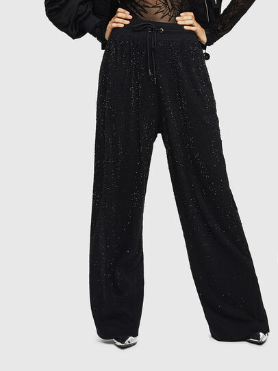 Diesel - P-STRASS-C, Noir - Pantalons - Image 1