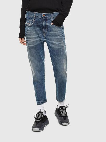 Diesel - Fayza 0890Y, Bleu moyen - Jeans - Image 1