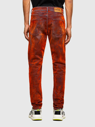 Diesel - D-Strukt 069TL, Rouge - Jeans - Image 2