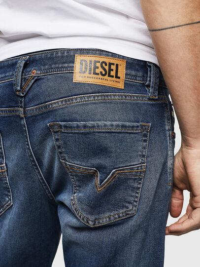 Diesel - Larkee 083AD, Bleu Foncé - Jeans - Image 4