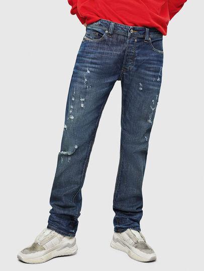 Diesel - Safado CN028, Bleu Foncé - Jeans - Image 1