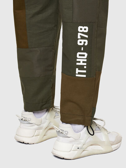 Diesel - P-HOR, Vert Militaire - Pantalons - Image 5