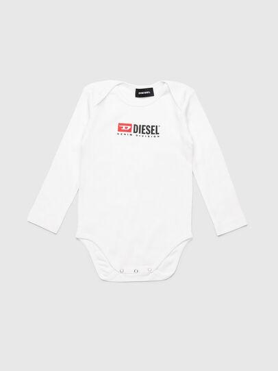 Diesel - UNLODIV-NB, Blanc - Underwear - Image 1