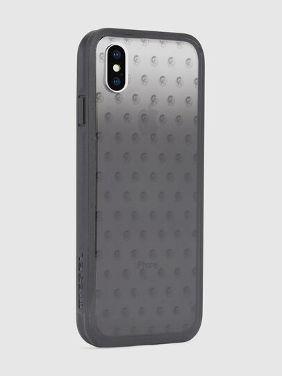 Diesel - MOHICAN HEAD DOTS BLACK IPHONE X CASE,  - Coques - Image 5