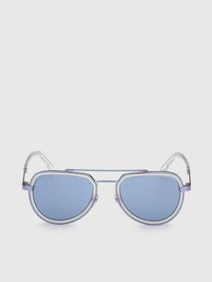 DL0266, Bleu - Lunettes de soleil