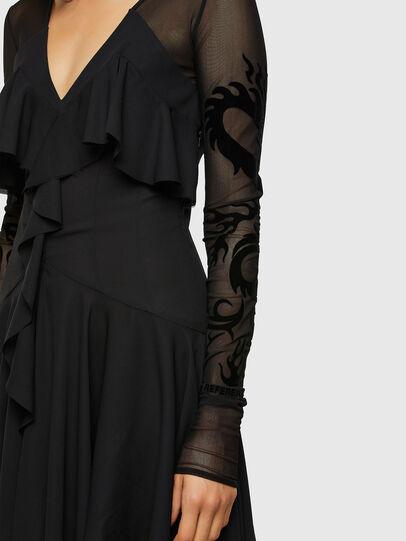 Diesel - D-ADELE, Noir - Robes - Image 3