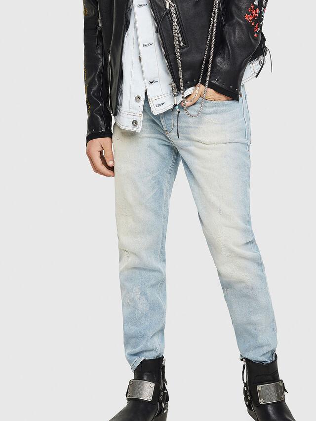 Diesel - D-Eetar 081AK, Bleu Clair - Jeans - Image 4