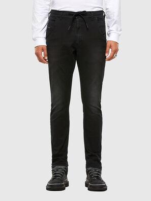 Krooley JoggJeans 0670M, Noir - Jeans