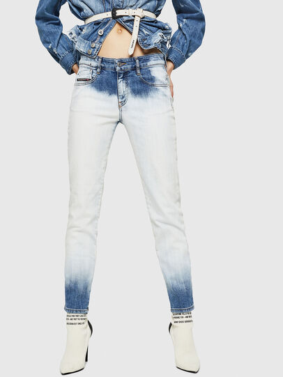 Diesel - D-Rifty 084AR, Bleu Clair - Jeans - Image 1