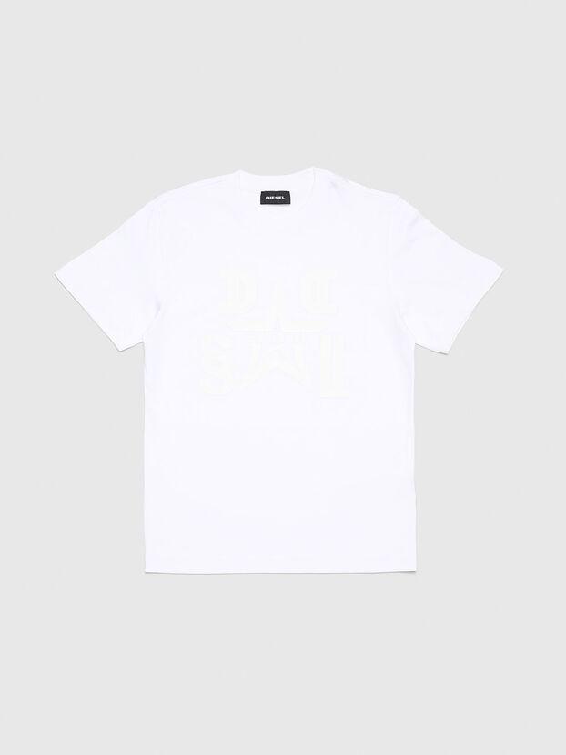 TDIEGOA8, Blanc - T-shirts et Hauts