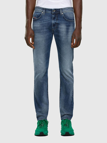 Diesel - Thommer 0853P, Bleu moyen - Jeans - Image 1