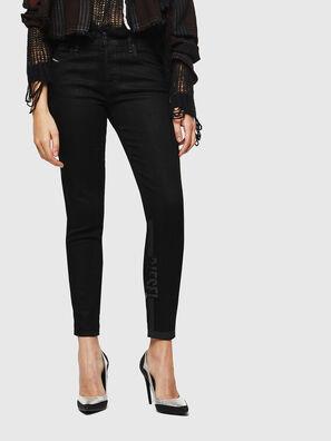 Babhila 0092T, Noir/Gris foncé - Jeans