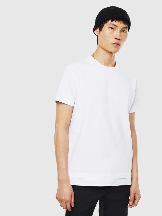 T-TEIN, Blanc - T-Shirts