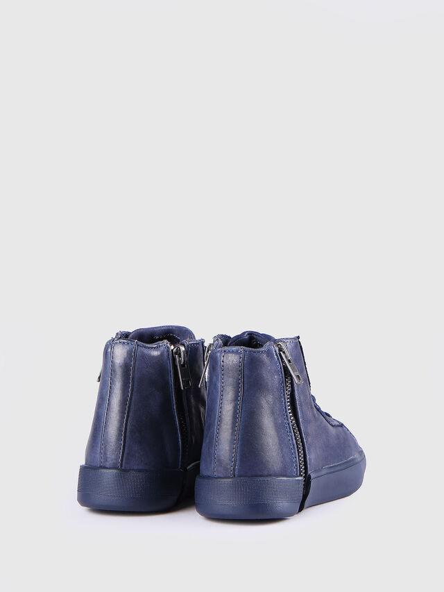 Diesel - SN MID 24 NETISH YO, Bleu Marine - Footwear - Image 3