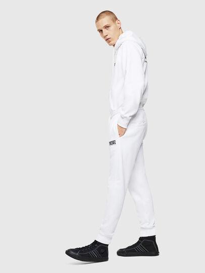Diesel - P-TARY-LOGO, Blanc - Pantalons - Image 4