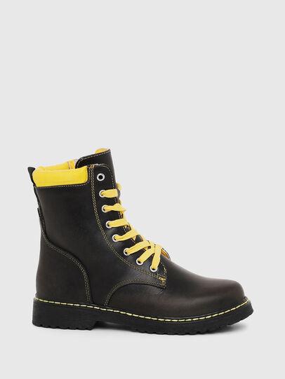 Diesel - HB LACE UP 04 YO, Noir - Footwear - Image 1