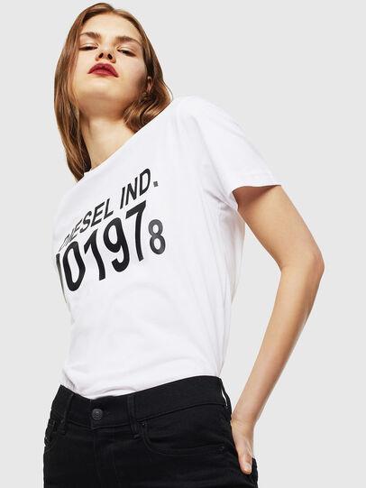 Diesel - T-DIEGO-001978, Blanc - T-Shirts - Image 2