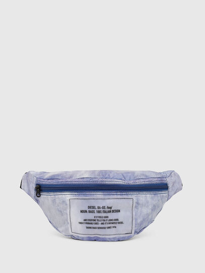 Diesel - BELTPAK, Bleu Clair - Sacs ceinture - Image 1