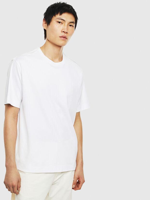 T-ZAFIR, Blanc - T-Shirts