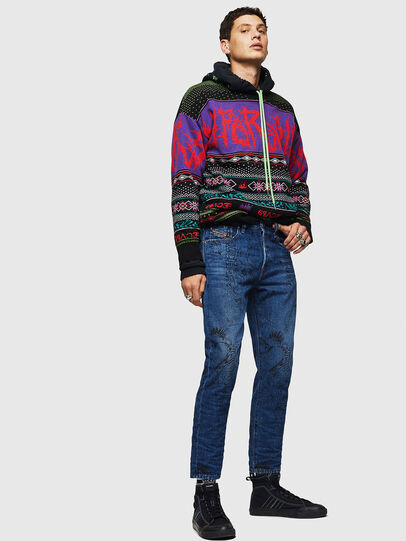 Diesel - Mharky 0078S, Bleu moyen - Jeans - Image 6