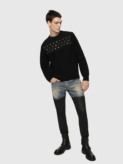 Diesel - K-RUSHIS,  - Pull Maille - Image 4
