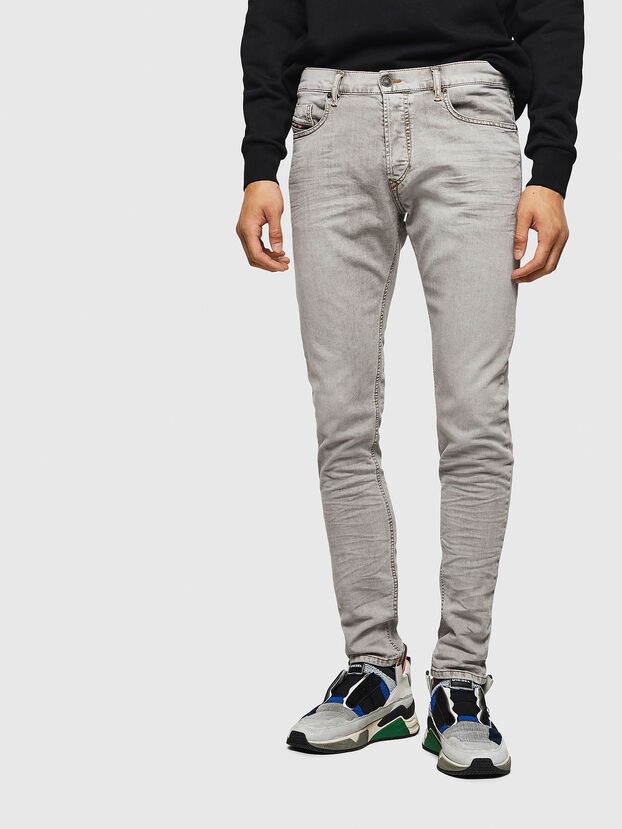Tepphar 069II, Gris Clair - Jeans
