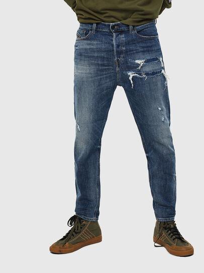 Diesel - D-Vider 0890X, Bleu moyen - Jeans - Image 1