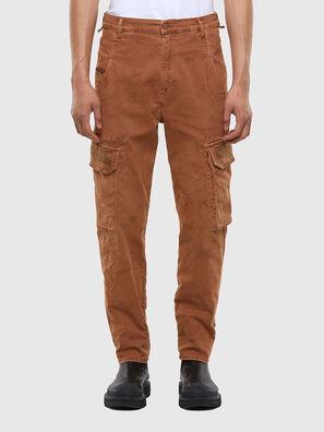 D-Krett JoggJeans® 069RJ, Marron Clair - Jeans