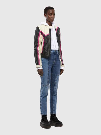 Diesel - D-Eiselle JoggJeans 009KP, Bleu Clair - Jeans - Image 6