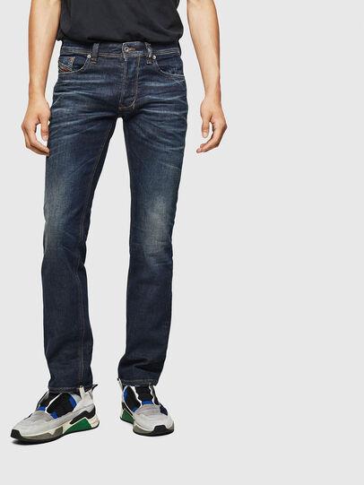 Diesel - Larkee 084ZU, Bleu Foncé - Jeans - Image 1