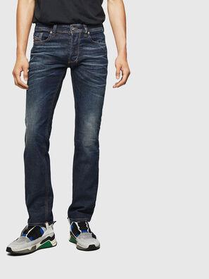 Larkee 084ZU, Bleu Foncé - Jeans