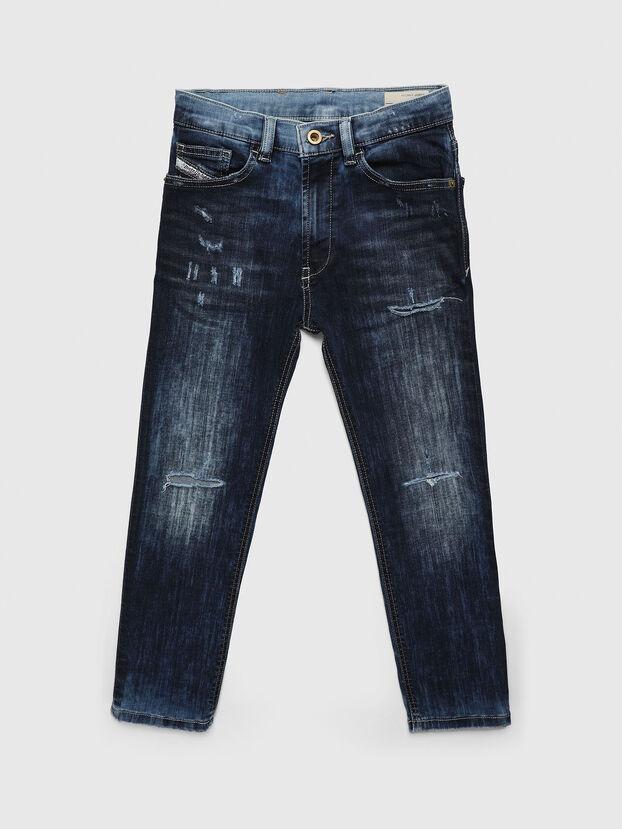 D-EETAR-J, Bleu moyen - Jeans