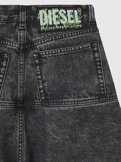 Diesel - DE-BETHY, Noir - Jupes - Image 4