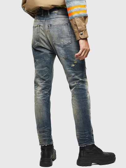 Diesel - D-Vider 0098S, Bleu moyen - Jeans - Image 2