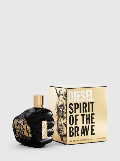 Diesel - SPIRIT OF THE BRAVE 125ML, Noir/Doré - Only The Brave - Image 1