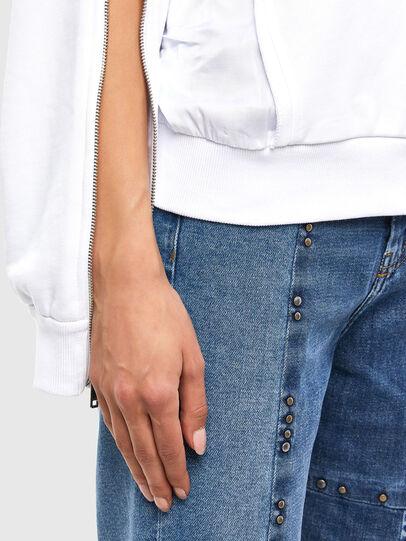 Diesel - F-ROSETTA, Blanc - Pull Cotton - Image 5