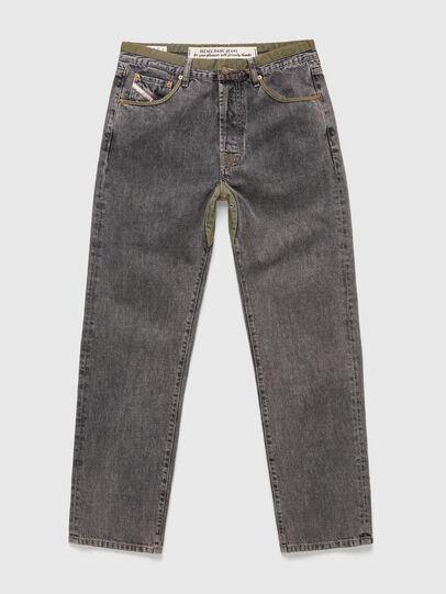 Diesel - DxD-P2 0CBBH, Noir/Gris foncé - Jeans - Image 1