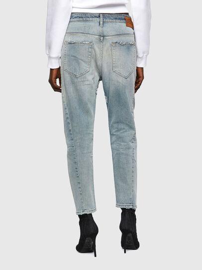 Diesel - Fayza 09A04, Bleu Clair - Jeans - Image 2