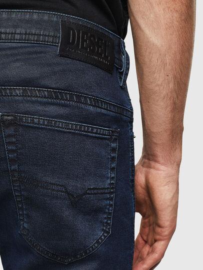 Diesel - Thommer JoggJeans 069MG, Bleu Foncé - Jeans - Image 4