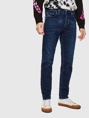 Larkee-Beex 0095T, Bleu Foncé - Jeans