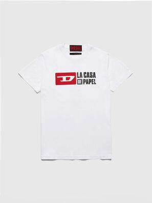 LCP-T-DIEGO-CASA, Blanc - T-Shirts