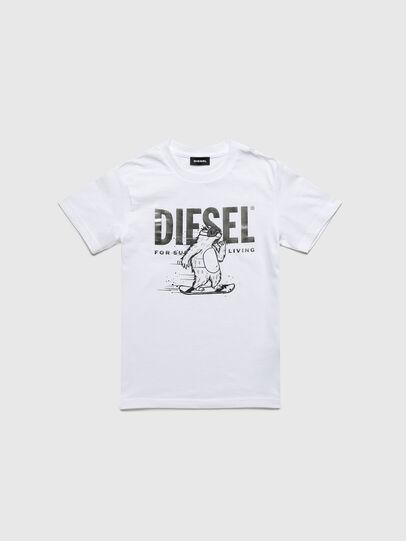 Diesel - TBEAR-TSE, Blanc - T-shirts et Hauts - Image 1