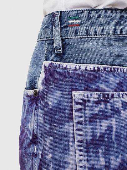 Diesel - D-Reggy 069NW, Bleu moyen - Jeans - Image 5