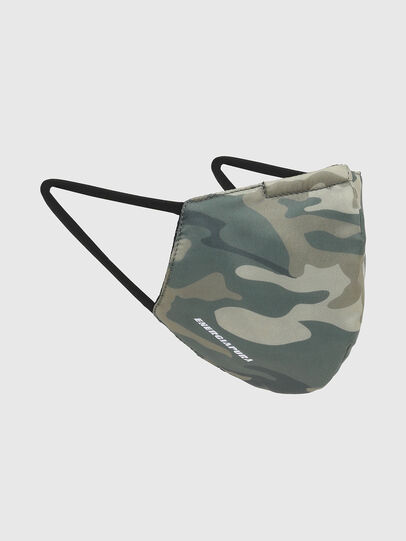 Diesel - FACEMASK-CAMU, Vert Militaire - Other Accessories - Image 3
