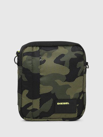 Diesel - ODERZO, Vert Camouflage - Sacs en bandoulière - Image 1
