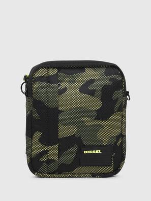 ODERZO, Vert Camouflage - Sacs en bandoulière