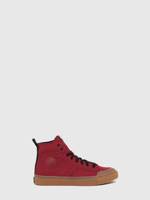 S-ASTICO MID LACE, Rouge - Baskets