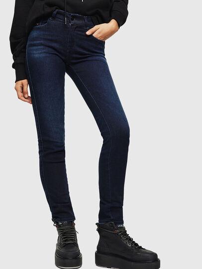 Diesel - Sandy 083AG, Bleu Foncé - Jeans - Image 1