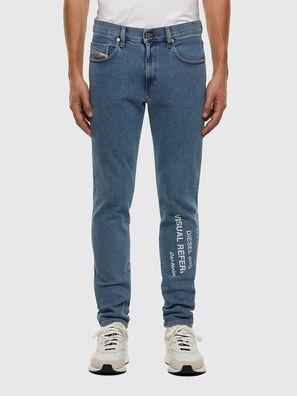 D-Strukt 009DX, Bleu Clair - Jeans